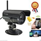 Wifi Outdoor Waterproof Wireless P2P IP Camera LED IR Night Vision Free DDNS