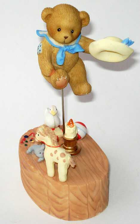 Cherished Teddies FINLAY - No One Holds A Candle To To To Jack - 4012279 4a70ec