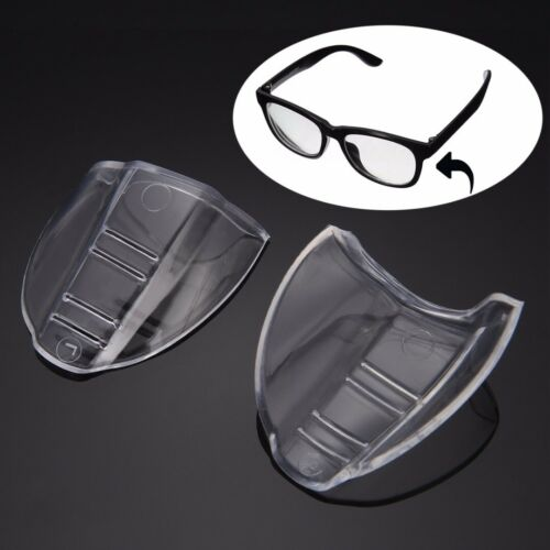 1Pair Protective Covers For Myopic Glasses Goggles Side Shields Flap Side uk