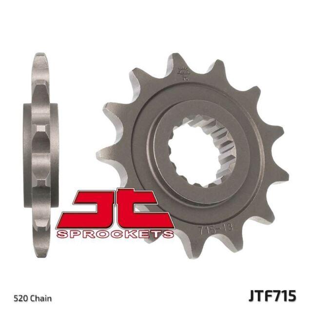 d'avant pignon JTF715.13 pour Gas Gas 250 EC 2T 2011-2014