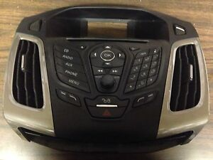 2012 2014 ford focus radio aux phone door lock switch. Black Bedroom Furniture Sets. Home Design Ideas