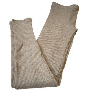 Women wear tight-fitting elastic threading leggings  Ding974501