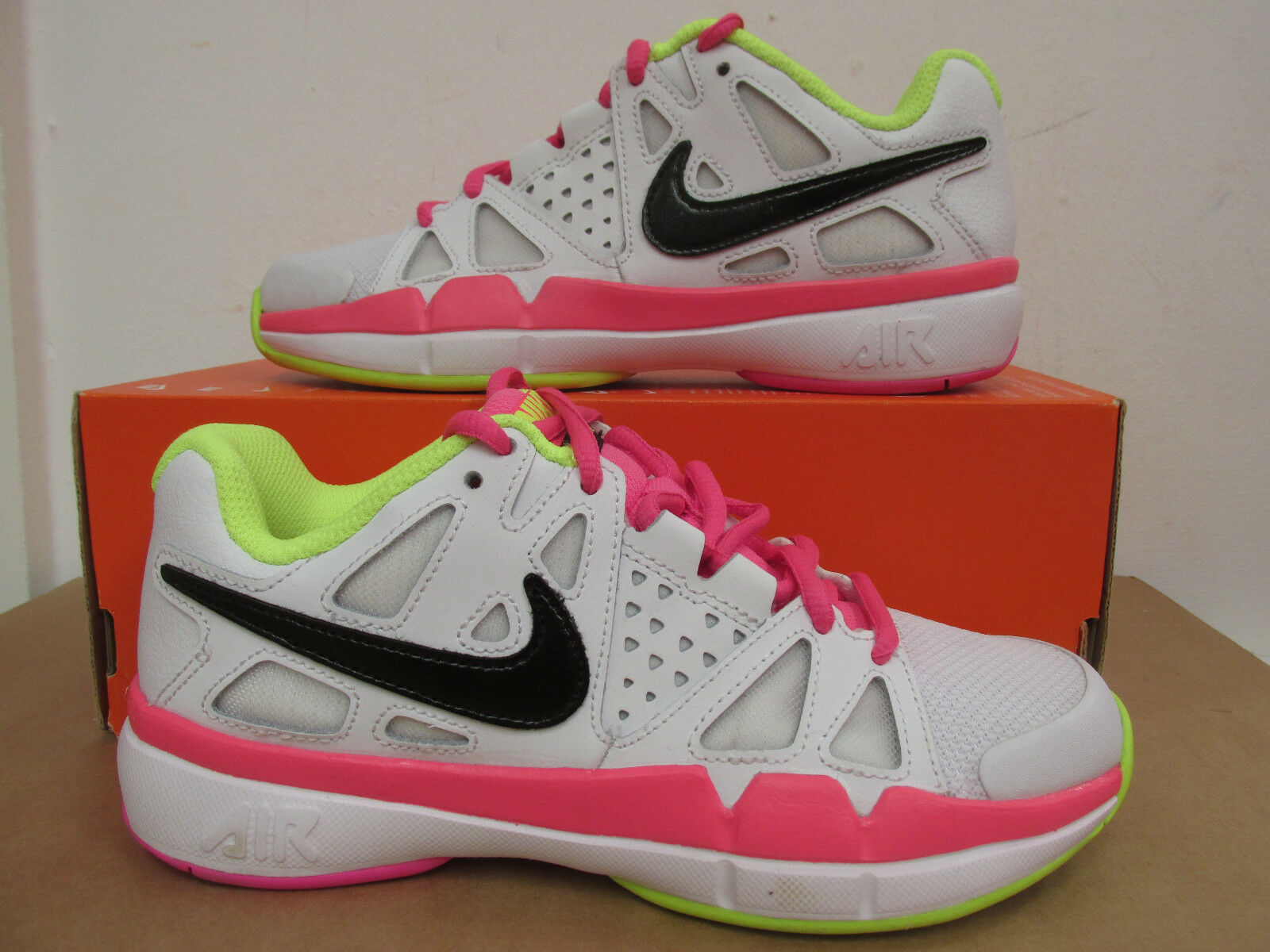 Nike Aire Vapor Ventaja Cly Mujer Tenis Zapatos 599364 107 Zapatillas The latest discount shoes for men and women