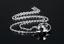Coppia-collana-Anelli-Uomo-Donna-Unisex-cuore-incisione-personalizzata-acciaio miniatura 4