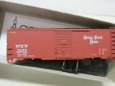 HO Scale Kit Accurail 3994-40/' Rib-Side Boxcar Milwaukee Road
