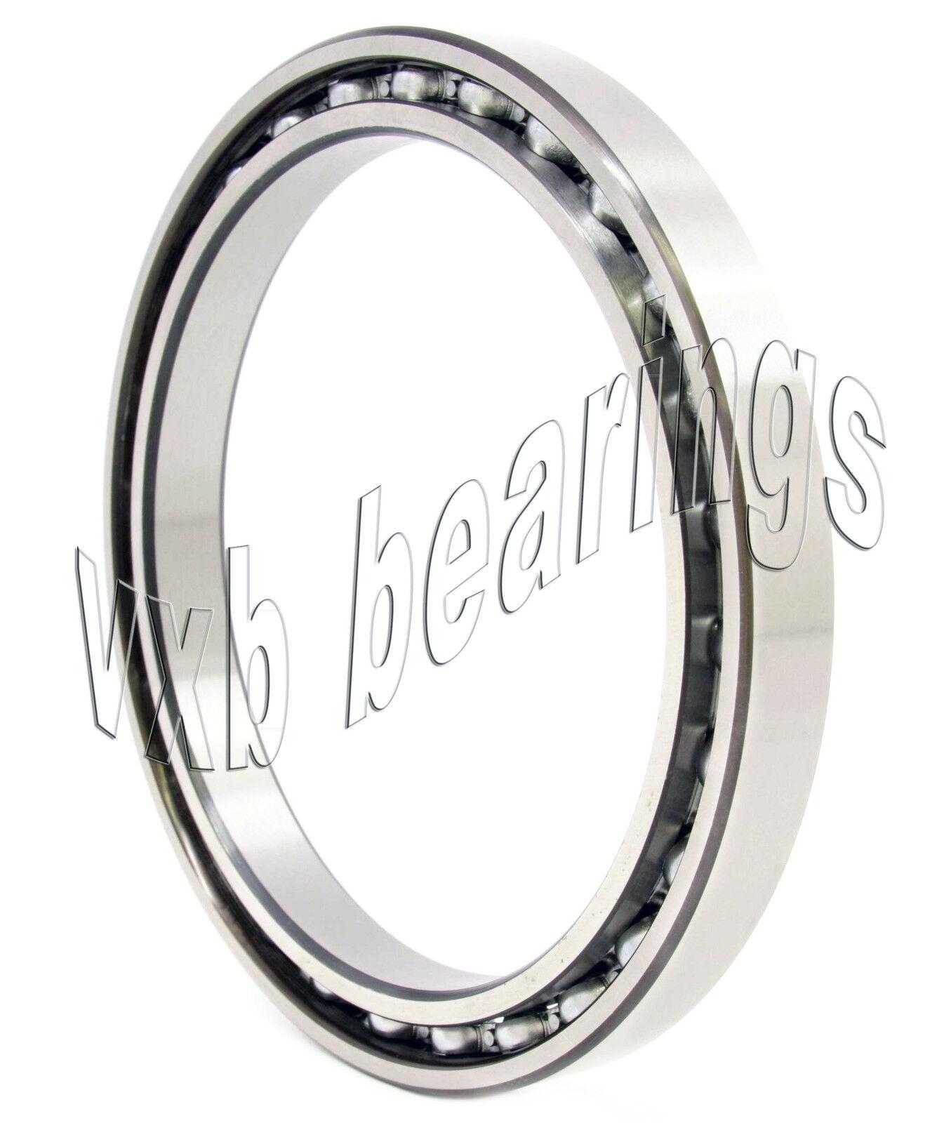 16010 Open Ball Bearing 50x80x10 Ball Bearings 7542