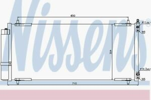 Nissens-Condenser-94830-Fit-with-Peugeot-407