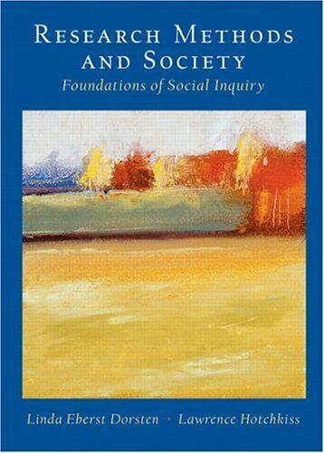 Research Methoden Und Gesellschaft: Grundlagen Von Social Inquiry Taschenbuch