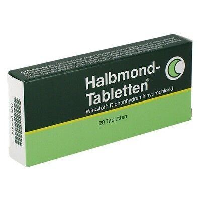 HALBMOND Tabl. 20St PZN 00444814