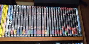 OPERA-COMPLETA-53-DVD-THE-X-FILES-COLLECTION-XFILES-TUTTE-LE-9-STAGIONI-1-FILM