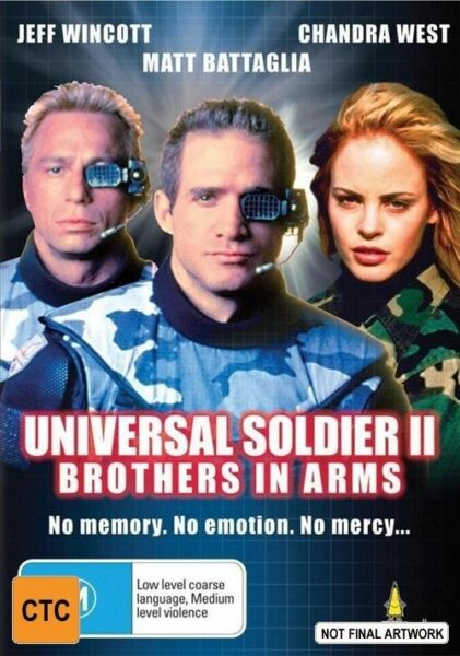 Watch Universal Soldier II: Brothers in Arms 1998 full HD