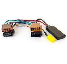 Bluetooth MP3 Stream Adapter ALFA ROMEO 159 Aux-In Autoradio