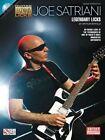 Joe Satriani: Legendary Licks by Arthur Rotfeld (Mixed media product, 2013)