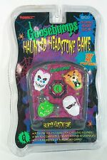 Vintage Goosebumps Electronic Handheld Memory Game Haunted Headstone Sealed NIP
