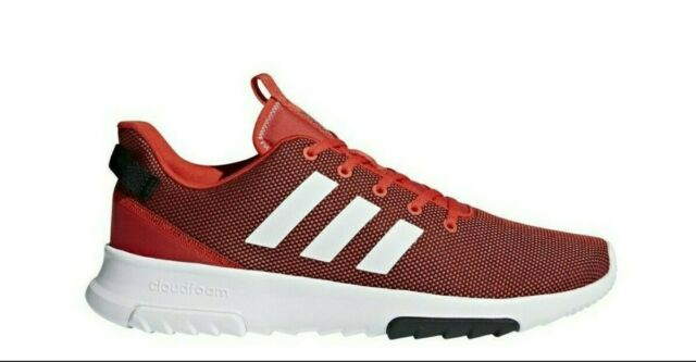 Adidas Cloudfoam Racer TR Men's Running Red/Mesh (DB0708) Size 14