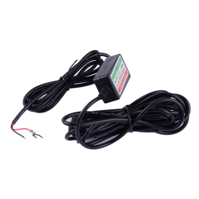 1 Stück Neu Für 12V bis 5V Festdraht Netzteil Kabel Kabel Dash Cam