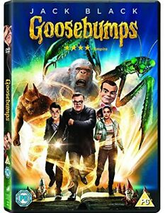 Goosebumps-DVD-2016-DVD-Region-2