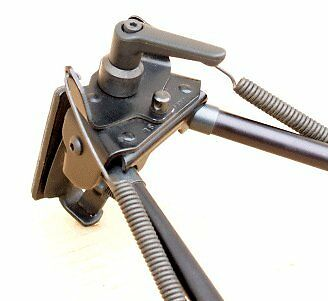 S Lock for S Series Harris Bipod Adjust The Swivel Tension Quickly And Easily