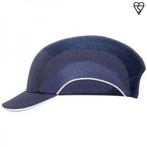 Hardcap Helme & Brillen Anstoßkappe 5 Cm Schirm D'blau Jsp