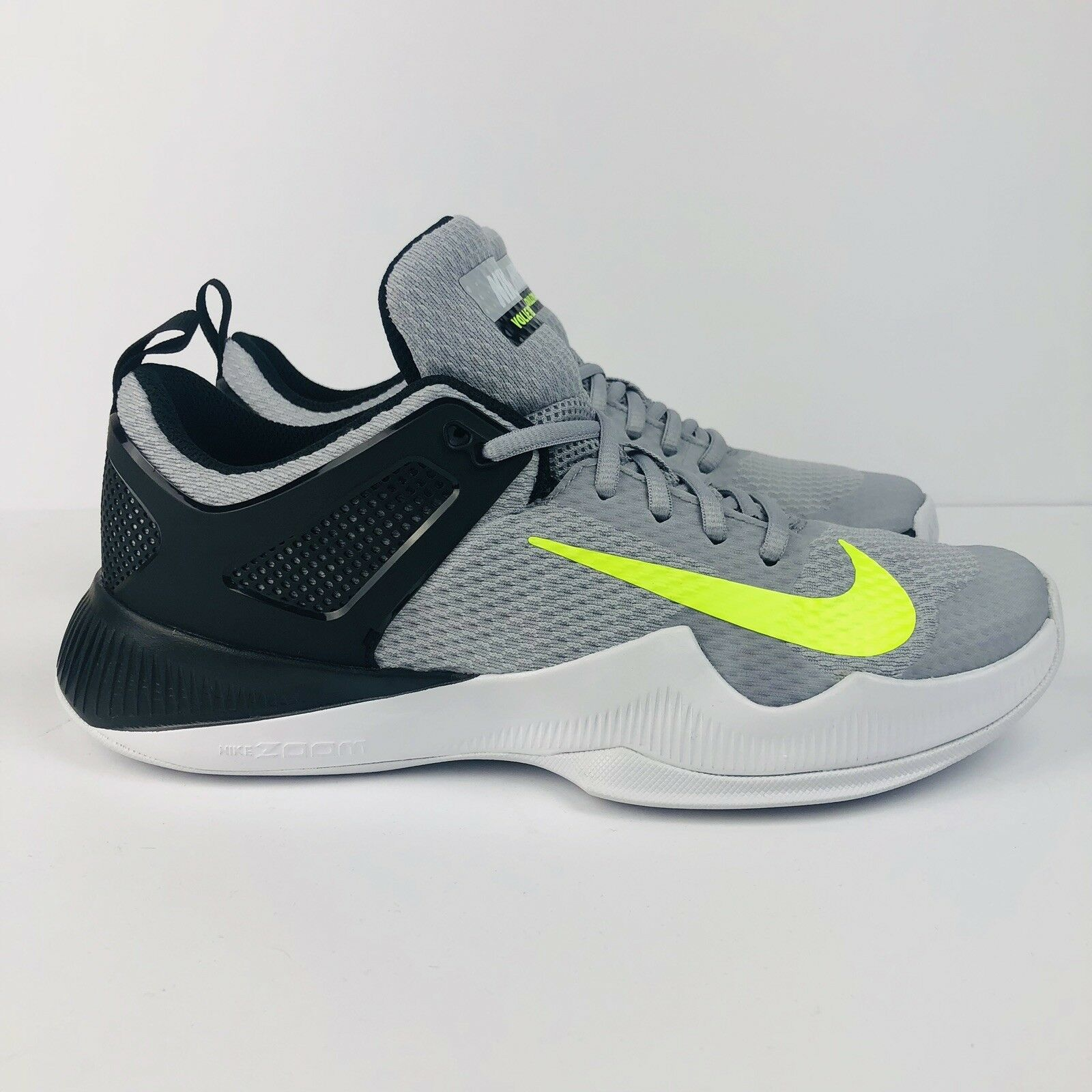 Nike Womens Air Zoom Hyperace Volleyball shoes 902367-007 Various Wolf Grey