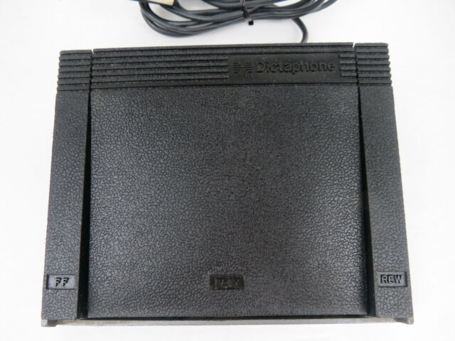 DICTAPHONE FOOT PEDAL WINDOWS 7 DRIVER