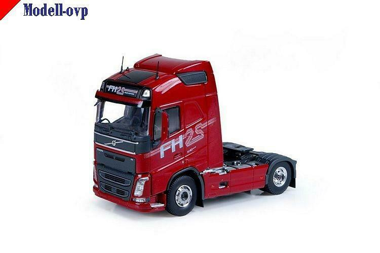 Volvo FH04 Globetrotter 4x2  25 Years rot Tekno  74503 1 50