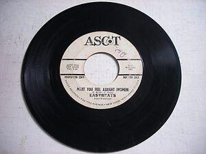 PROMO-Easybeats-Make-You-Feel-Alright-Women-In-My-Book-1966-45rpm-GARAGE