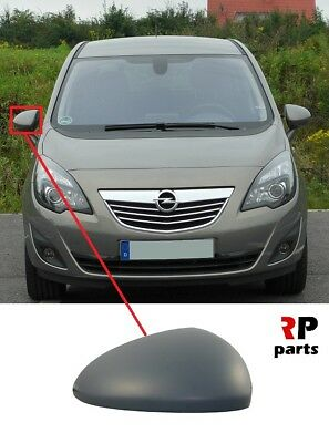 Meriva 2003-2010 Door Wing Mirror Cover Primed O//S Drivers Side Right