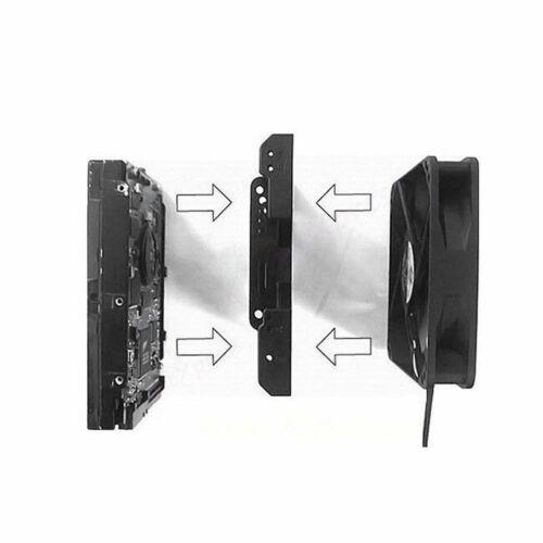 "2PCS 5.25/"" to 2.5/"" SSD 3.5/"" HDD Hard Drive Bay Adapter Holder Tray Base Bracket"