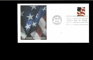 2003-FDC-US-Flag-Washington-DC