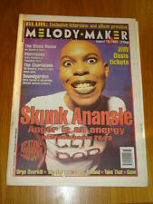 MELODY MAKER 1995 AUG 19 SKUNK ANANSIE STONE ROSES