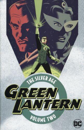 GREEN LANTERN THE SILVER AGE TPB VOL 2 REPS 10-22