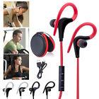 Wireless Sports Stereo Sweatproof Bluetooth Earphone Headphone Earbud Headset B1