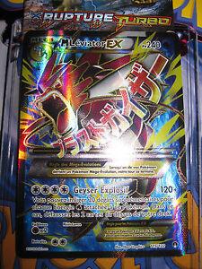 Détails Sur Pokemon Neuve Mega M Leviator Ex Full Art Xy Turbo 115 122 French Mint 240pv