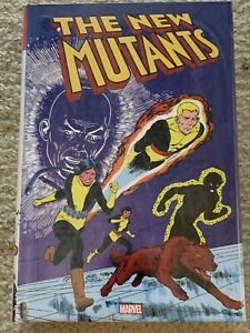 NEW MUTANTS OMNIBUS DM Variant NEW SEALED Marvel Bill Sienkiewicz McLeod