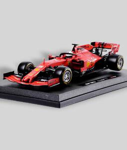 Sebastian-Vettel-Ferrari-SF90-1-18-Bburago-Modellino-F1-2019