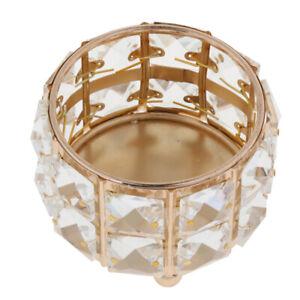 Crystal-Bead-Candle-Holder-Votive-Tea-Light-Candelabra-Dinner-Table-Decor-2