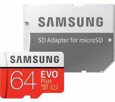 SAMSUNG Evo Plus Class 10 microSD Memory Card - 64 GB - Currys