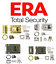 ERA-Traditional-Front-Door-Lock-replaces-Yale-lock-No-77-EXTRA-KEYS-available miniature 1