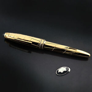 Montblanc-Atelier-Prive-Meisterstuck-Solitaire-Solid-Gold-Fountain-Pen-LE-1-1