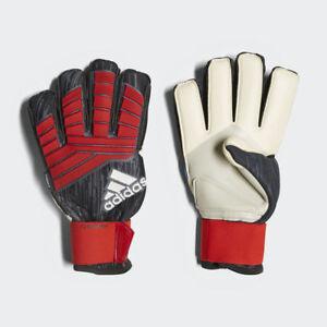 adidas-Men-039-s-Soccer-Predator-Pro-Fingersave-Goalkeeper-Gloves-Size-10-Red-NWT