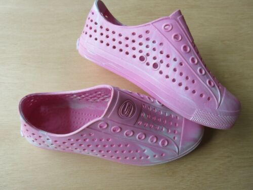 Women/'s Slip On All Purpose Super Comfort Breathable PVC Shoes Water Resistant