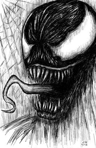Venom Carnage Lot Spiderman 11 x 17 2 High Quality Posters