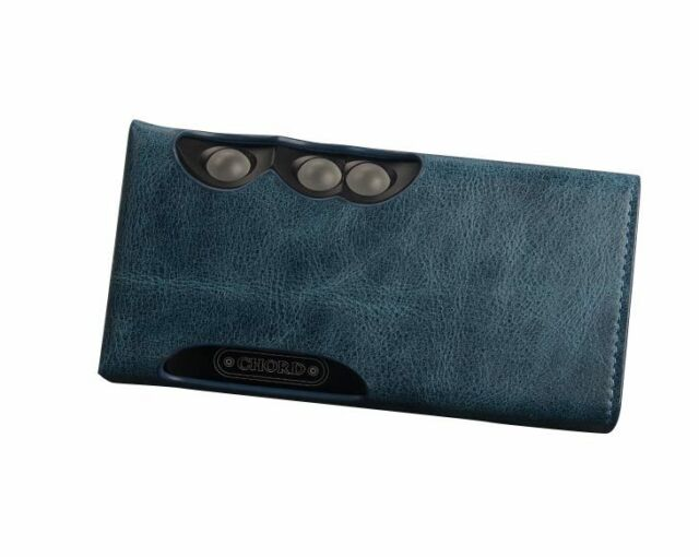 CHORD Genuine MOJO Leather Carrying Case with Strap From Japan with Tracking