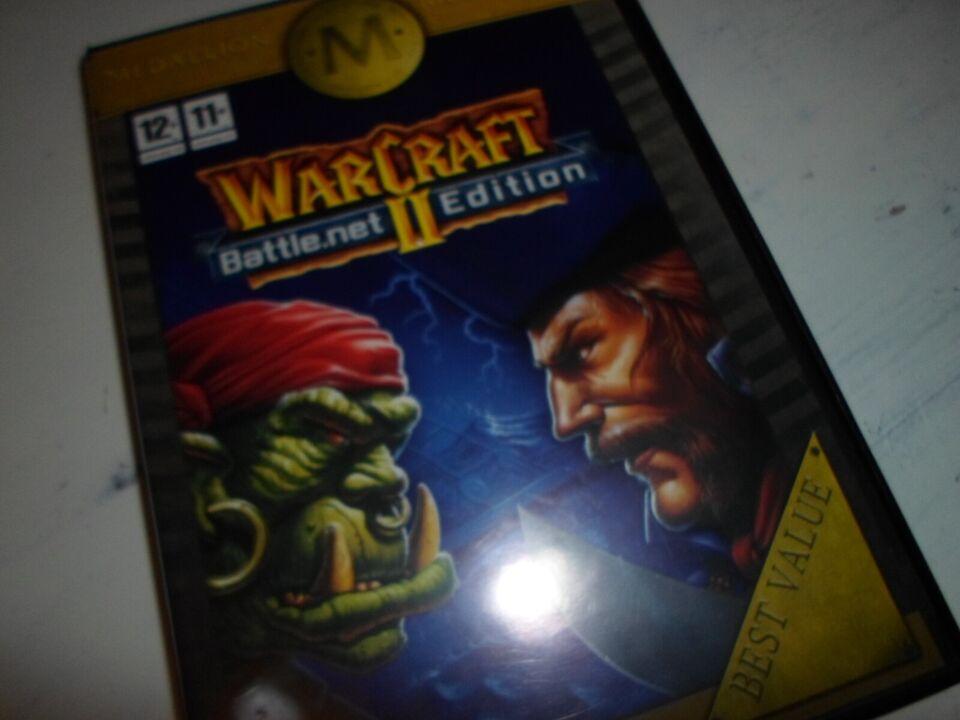 Warcraft II Battle Edition, til pc, MMORPG