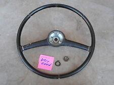 Mercedes Benz Ponton Steering Wheel Black Lenkrad