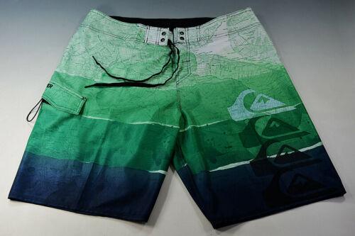 Mens Beach Shorts Boardshorts Swimming Pants Surfing Shorts Bermuda Size 32