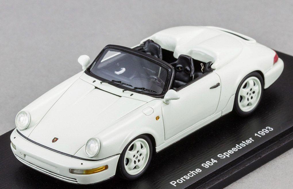 Porsche 964 Speedster 1993 Spark 1 43 S2043