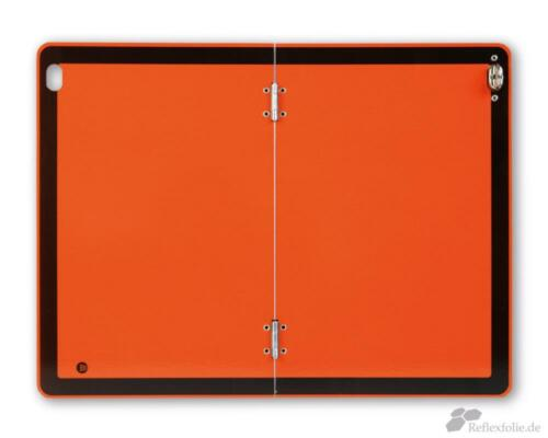400x300mm A.D.R ADR Gefahrgutwarntafel Warntafel Tafel vertikal klappbar