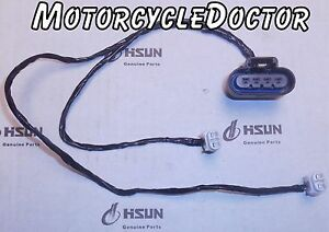 fuel pump wire harness efi msu utv 800 700 500 hisun massimo tsc image is loading fuel pump wire harness efi msu utv 800